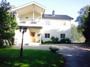 Alfheimveien 25: my home for the next year