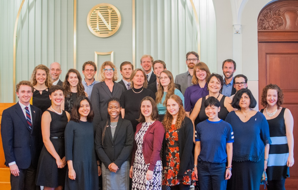 US Fulbright Grantees to Norway 2015-2016