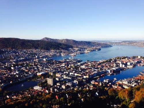 Bergen!