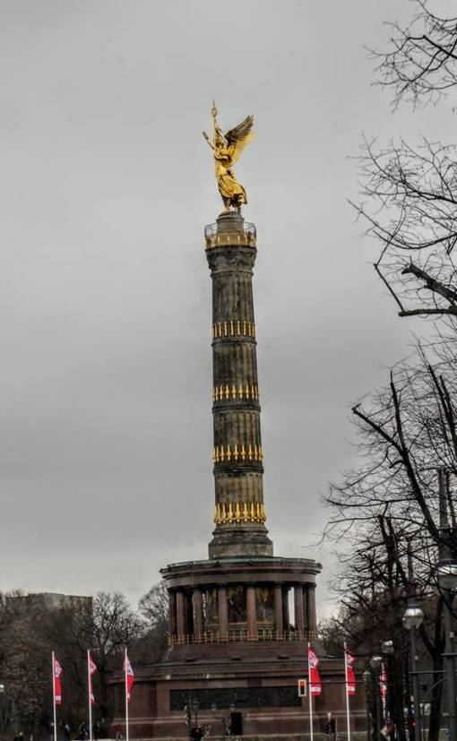 Victory Column. Photo credit Kate Huebschmann